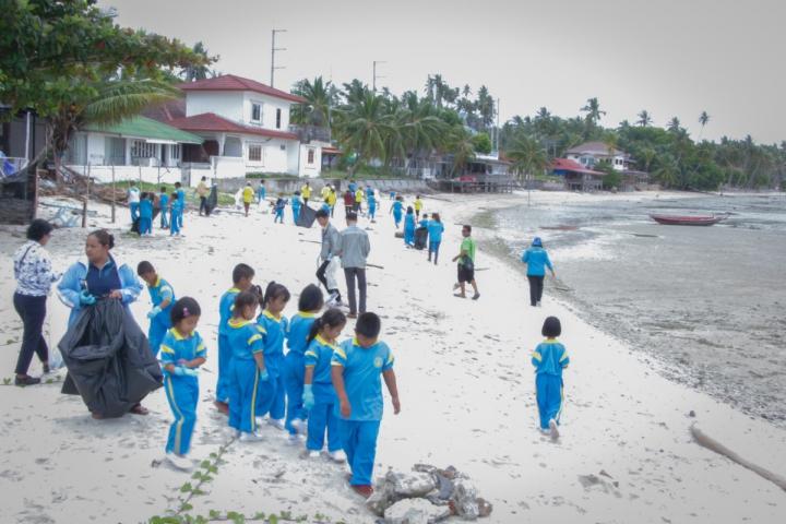 กปภ.ชู ฮีโร่พิทักษ์ชายหาด ช่วยกระชับความสัมพันธ์ชุมชน