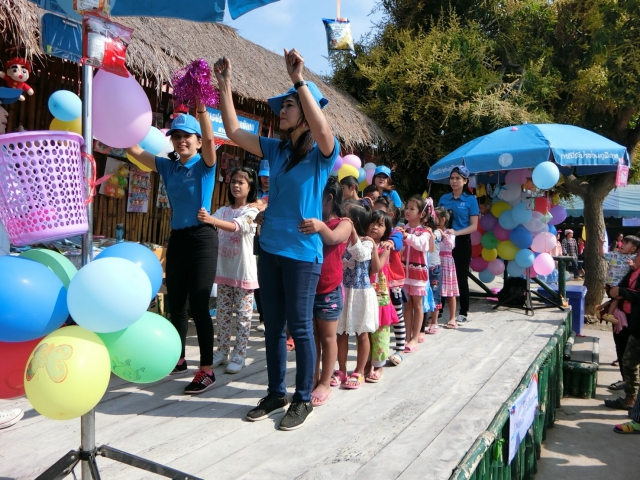 กปภ.สาขาชัยนาท ร่วมกิจกรรมงานวันเด็กแห่งชาติ ประจำปี 2561