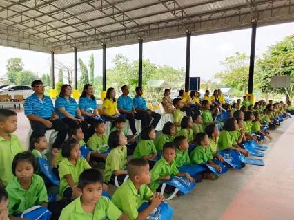 กปภ.สาขาพนัสนิคม ดำเนินโครงการ กปภ.รักษ์ชุมชน 2562 ณ โรงเรียนบ้านเขาดินวังตาสี อ.พนัสนิคม จ.ชลบุรี