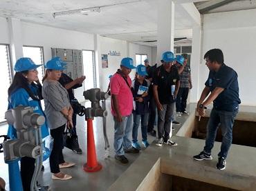 """กปภ.สาขาวิเชียรบุรี ร่วมกับ กปภ.เขต 10 จัด """" โครงการใส่ใจผู้บริโภค """" เสริมสร้างองค์ความรู้ด้านการผลิตน้ำประปาแก่หน่วยงาน อปท.ในเขต อ.วิเชียรบุรี จ.เพชรบูรณ์"""