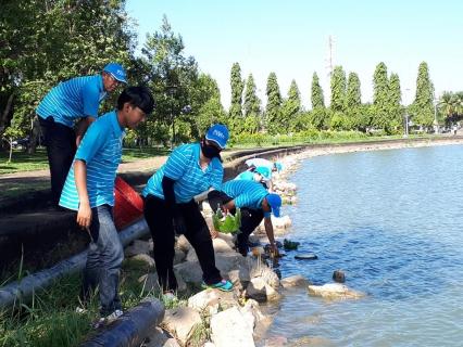 การประปาส่วนภูมิภาคสาขาจันทบุรี เข้าร่วมกิจกรรมโครงการ Big cleaning day เพื่อรณรงค์ทำความสะอาดและปรับปรุงภูมิทัศน์
