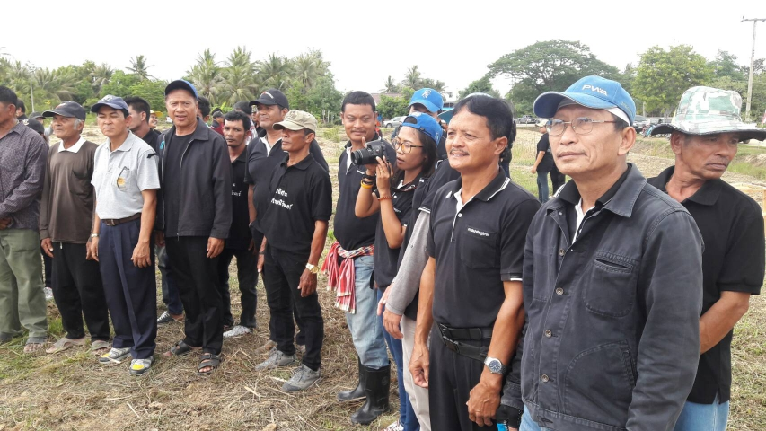 กปภ.สาขากุยบุรี ได้เข้าร่วมกิจกรรมปลูกป่า เพื่อเฉลิมพระเกียรติสมเด็จพระเจ้าอยู่หัวมหาวชิราลงกรณบดินทรเทพยวรางกูร เนื่องในโอกาสวันเฉลิมพระชนมพรรษา 65 พรรษา 28 กรกฎาคม 2560